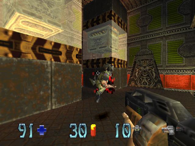 Quake II » PSCD ru - приставочные игры