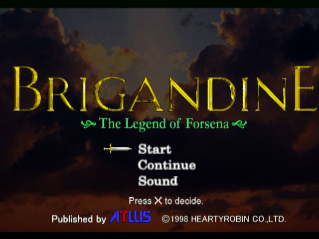 Brigandine Legend Of Forsena Коды