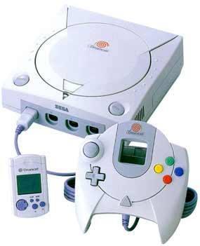 Руководство по эксплуатации Sega Dreamcast