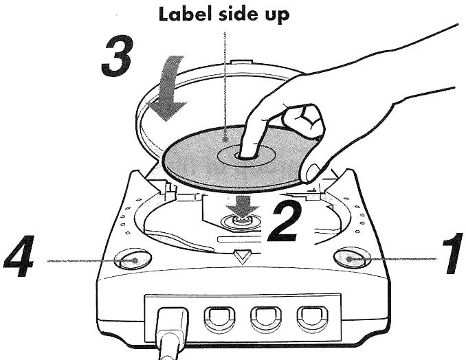 Sega Dreamcast Instruction Manual Pscd Ru