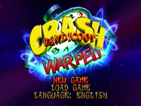 Crash Bandicoot 3: Warped (Прохождение / FAQ)