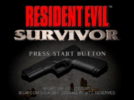 Residen Evil: Survivor