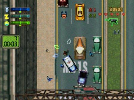 Grand Theft Auto 2 (GTA 2)