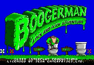 BoogerMan: герой из унитаза