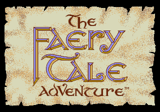 Faery Tale Adventure