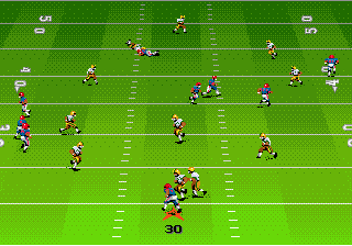 John Madden Football '93: Championship Edition