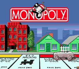 Monopoly / Монополия (Игра на русском языке)