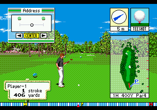 New 3D Golf Simulation Harukanaru Augusta