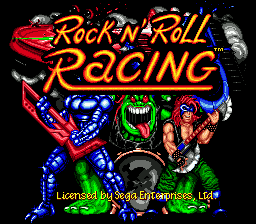 Rock n' Roll Racing