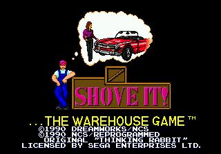 Shove It!
