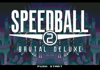 Speed Ball 2: Brutal Deluxe