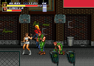 Streets of Rage 3 (Bare Knuckle III)