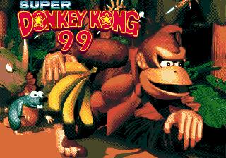 Super Donkey Kong 99
