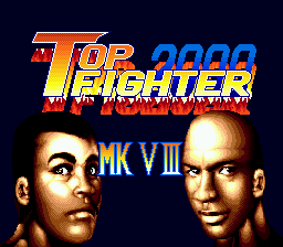 Top Fighter 2000 MK VIII