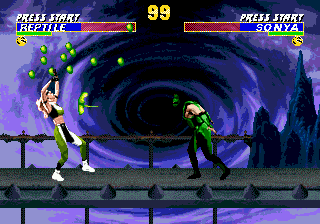 Ultimate Mortal Kombat 3