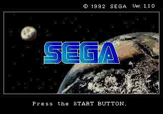 Visual Scene Sega-CD Image