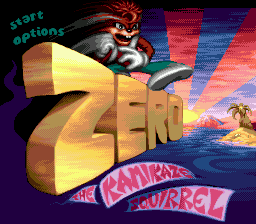 Zero: The Kamikaze Squirrel