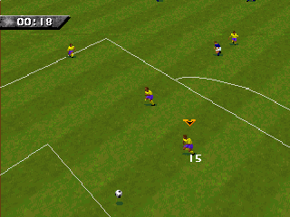 FIFA International Soccer 96