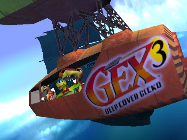 Gex 3 deep cover gecko rus скачать