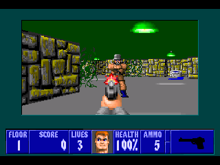Wolfenstein 3D: Spread of Destiny