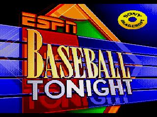 ESPN Baseball Tonight