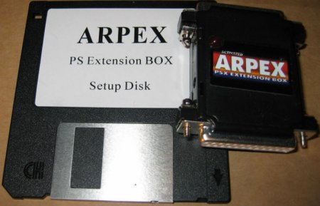 Activated ARPEX Extension Box