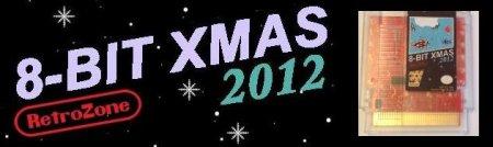 """Новая игра для NES – """"8 BIT XMAS 2012"""""""