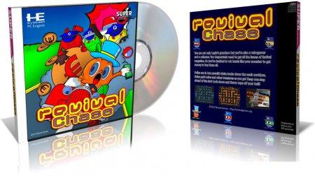 """Новая игра """"Revival Chase"""" для PCE-CD"""