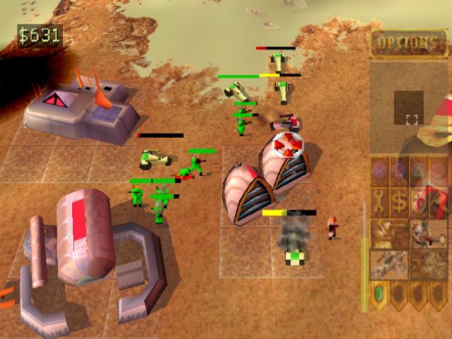 Скачать игру дюна 2000 на компьютер (1,25 гб).