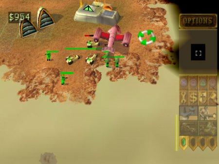 sega игры дюна