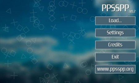 Эмулятор PSP для Android