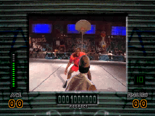 Slam City with Scottie Pippen (32X)