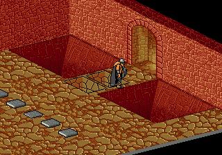 Обходы ловушек в игре Heimdall
