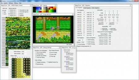 Эмулятор SMD Exodus v1.0.0