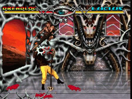 Клон MK и KI на Ягуаре