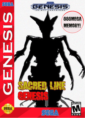 Новая игра Sacred Line: Genesis для Sega Genesis в разработке