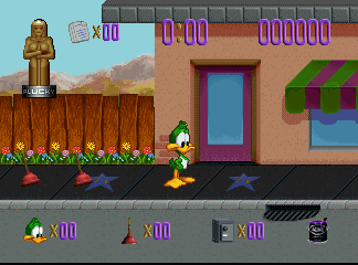 Tiny Toons Adventures: Plucky Duck in Hollywood Hijinks