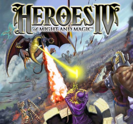 Heroes of Might and Magic® IV, русская версия