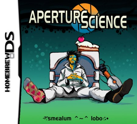 Portal для NDS (Aperture Science DS)