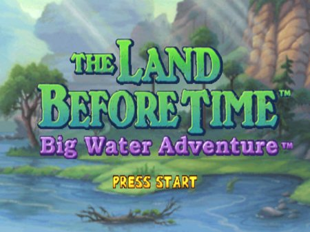 Land Before Time : Big Water Adventure