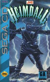 The official strategy guide Heimdall [Sega CD]