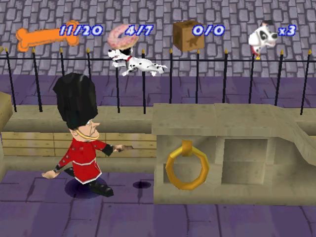 102 Dalmatians Игру