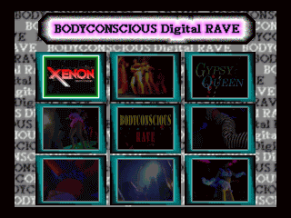 Bodycon Digital Rave Part 1
