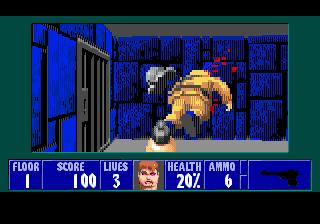 В Wolfenstein 3D Genesis теперь можно убивать