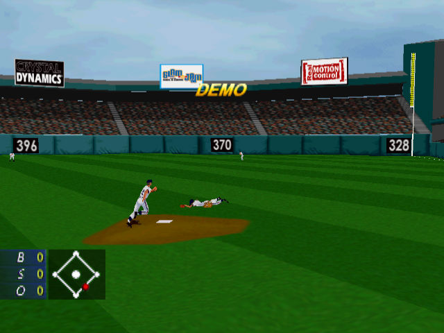 Baseball Games In 3D