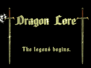 Dragon Lore: The Legend Begins