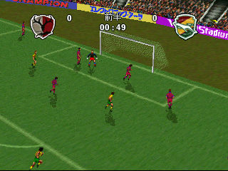 J-League Virtual Stadium '95