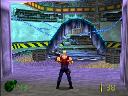 Duke Nukem: Land of the Babes