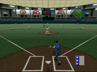 Pro Yakyuu Virtual Stadium