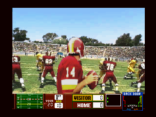Quarterback Attack with Mike Ditka